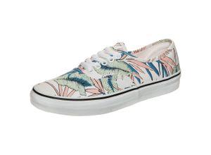 Vans Authentic Tropical Leaves Sneaker Damen