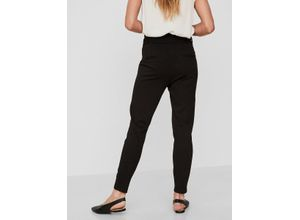 Vero Moda Loose Fit Hose black, Gr. XS/32 - Damen Hose