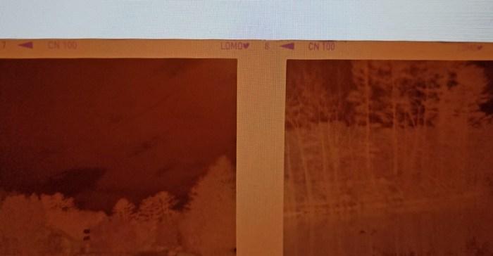 Lomography Color Negative ISO 100 120 Film