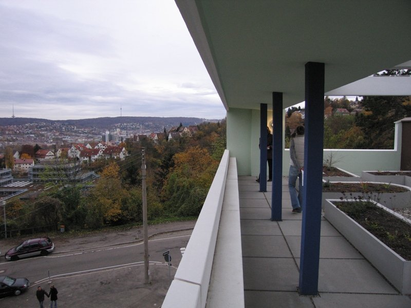 Le Corbusier Haus 1415  World of Bricks  Holger Matthes