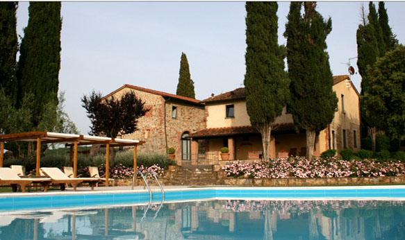 Casas de alquiler en la Toscana