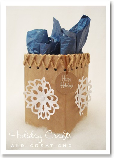 Gift Basket Making Ideas Upcycled Milk Cartons