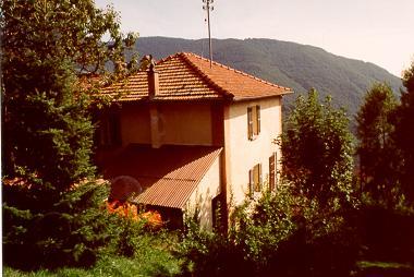 Ferienhaus Casa RoggiaScaregliaLago di Lugano CHTessinSchweiz