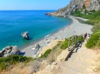Walking-on-Crete