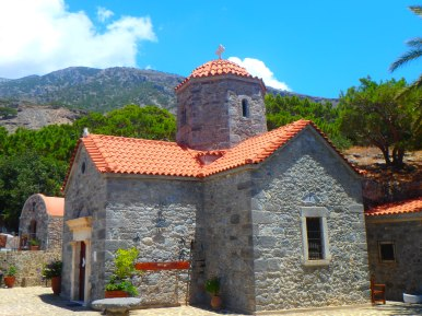 Walking and excursions on Crete (9)