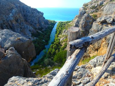 Walking and excursions Crete (1)