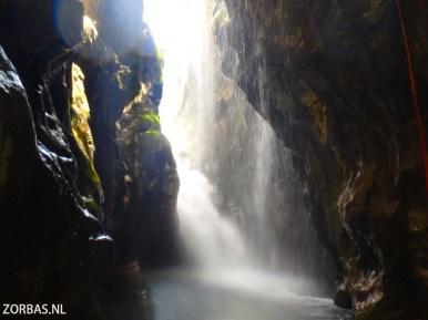 Climbing in Crete Greece