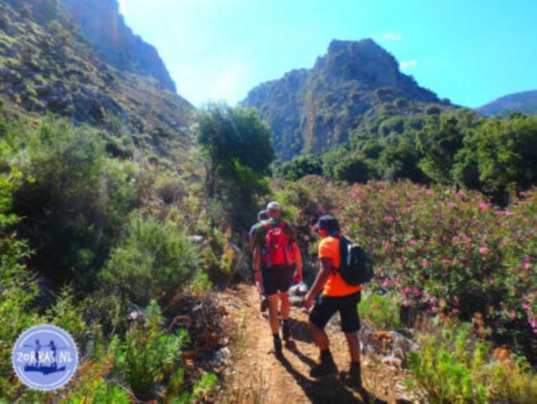 Rozas Gorge Crete