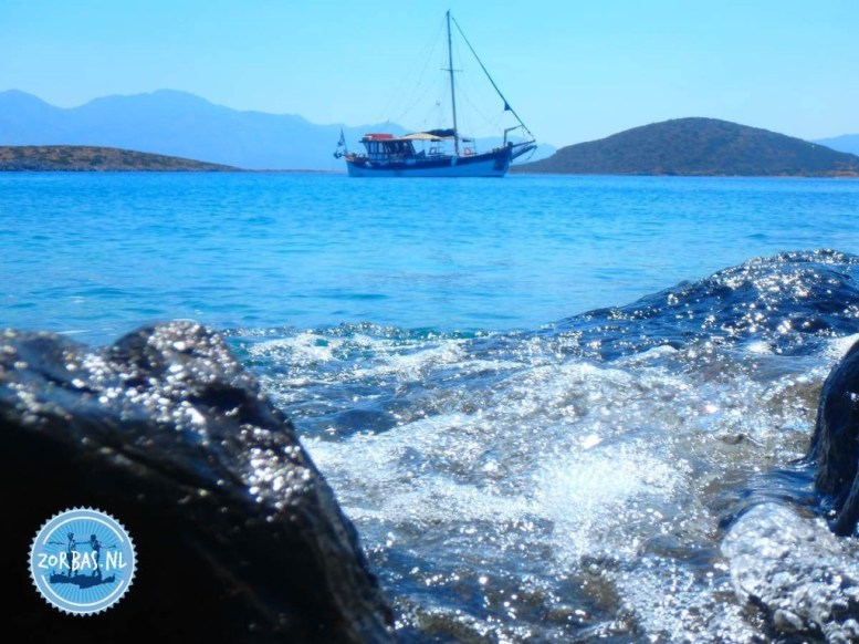 Sailing Greece with big boat