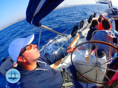 Sailing holidays Crete 2021 2022