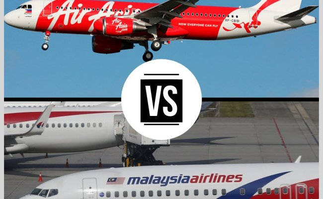 Why People Prefer Malaysia Airlines Instead Of Air Asia