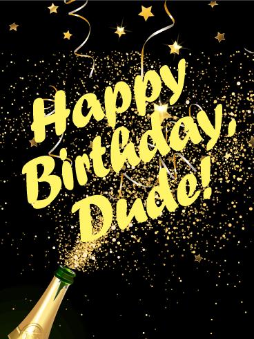 Pop! Let's Celebrate! Happy Birthday Card Birthday