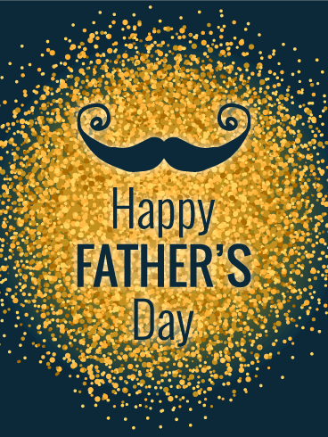 Enjoy The Day Happy Fathers Day Card Birthday