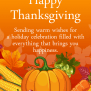 Heartfelt Thanksgiving Card Birthday Greeting Cards By