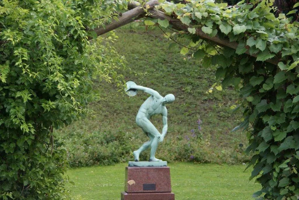 """Bild """"Botanischer Garten Kunst Im Park"""" Zu Botanischer Garten"""