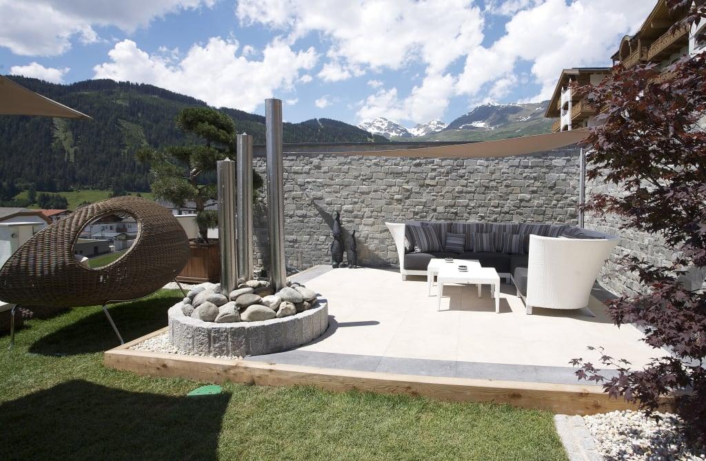 garten lounge ecke | moregs, Garten und bauen