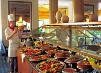"""""""Restaurant/Buffet"""" Bild Steigenberger Hotel Bad Kissingen ..."""