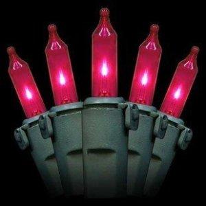 Pink Mini Lights