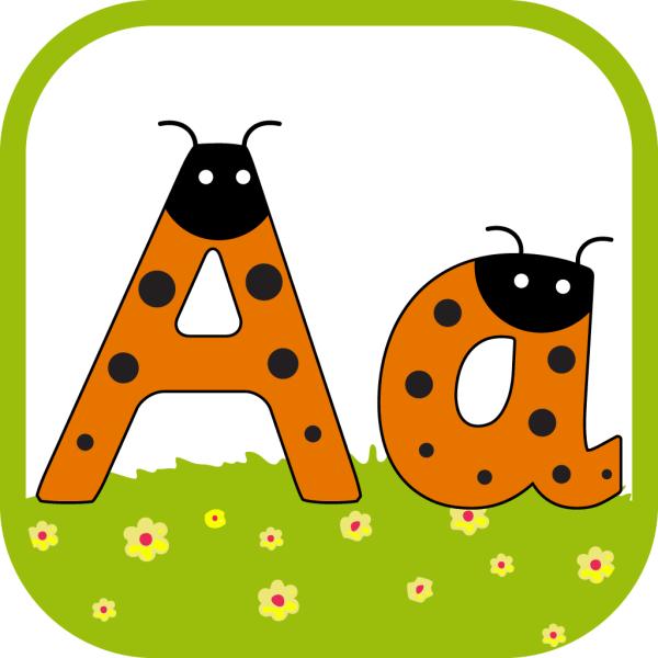 Alphabets Vocabulary Book Preschool Kids