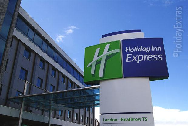 Holiday Inn Express Heathrow terminal 5  Great savings