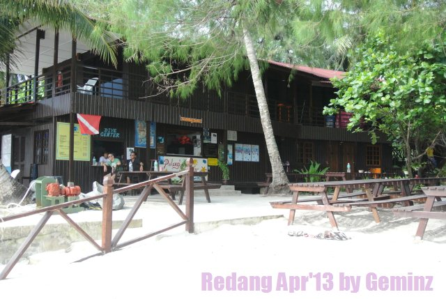 Redang Pelangi Resort surrounding