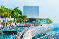 Marina Bay Sands en Singapur descbrela!