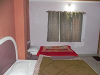 Open Air Dining area at Aranya Bhawan, Jaldapara