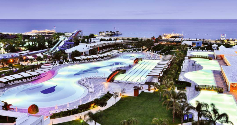 Tui Platinum 5* All Inclusive 1 Week Turkey Beach Holiday. Inc Flight, Hotels AND Transfers Just £518pp