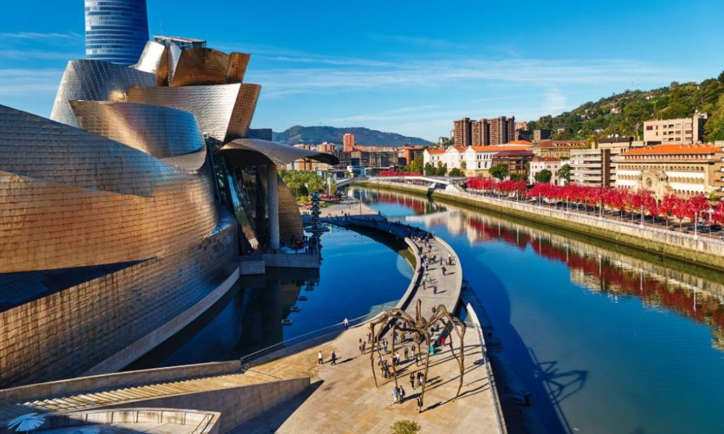 Beautiful 3 Night Bilbao June City Break – Just £178pp Incl. Flights, 1 Bag Each and 4* Hotel