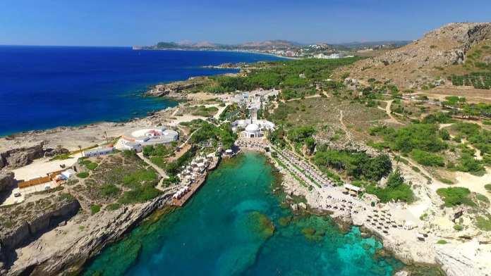 Rodos Kallithea Plajı