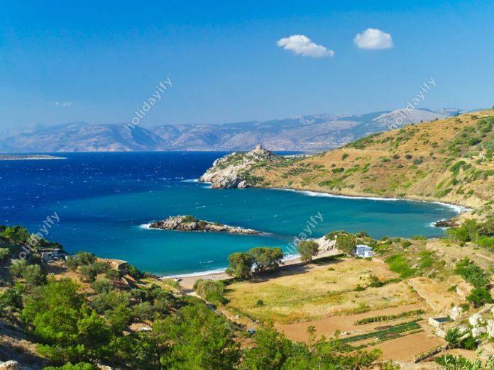 Didima Plajı, Sakız Adası, Yunanistan