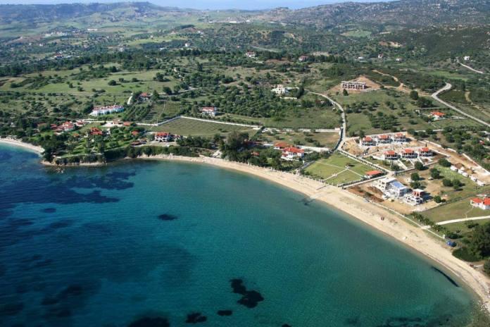 Halkidiki Kastri Beach