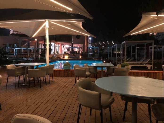 Rodos Akti Ixia Bar Restoran