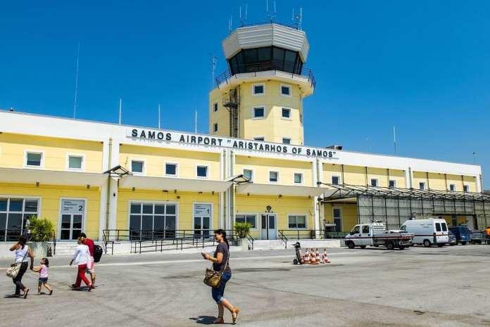 Sisam Adası Havaalanı