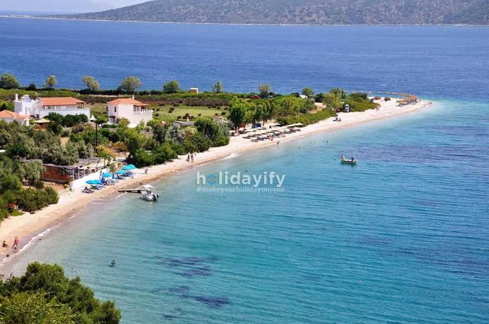 Agios Dimitrios Beach, Alonissos