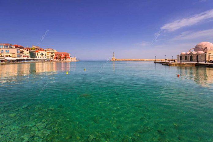 Chania Crete Greece