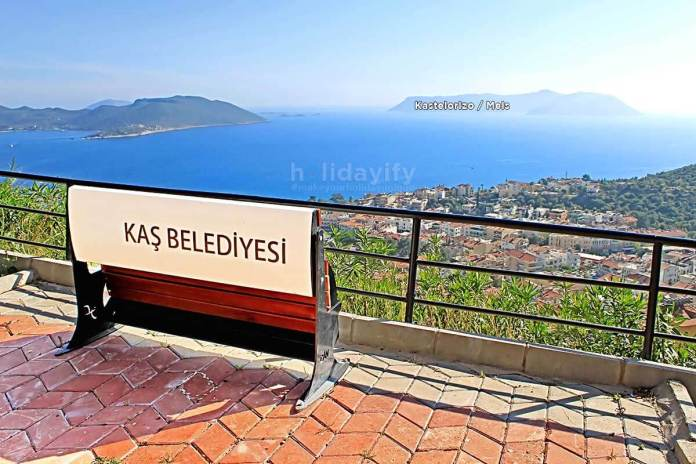 How to get Kastelorizo from Kaş, Turkey