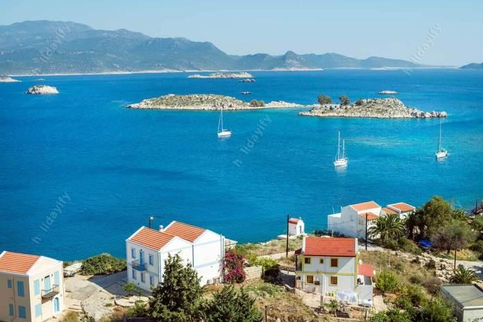 Greek islands, Kastelorizo