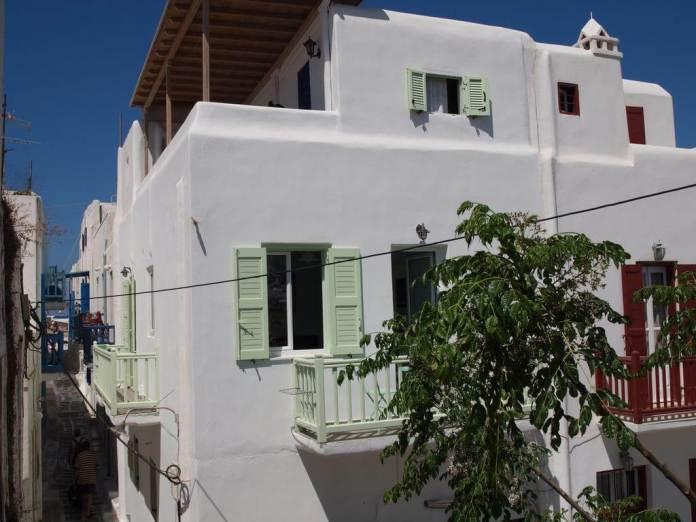 Fraskoula's Town - Mykonos Town