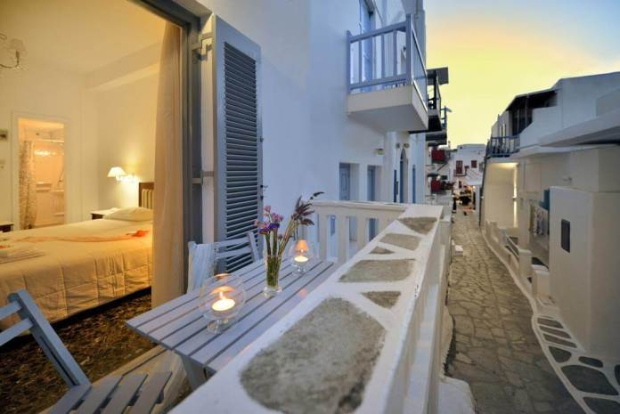 Galini Hotel - Mykonos Town