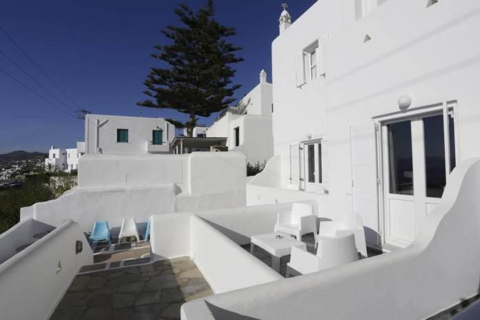 Morfoula's Studios - Mykonos Town
