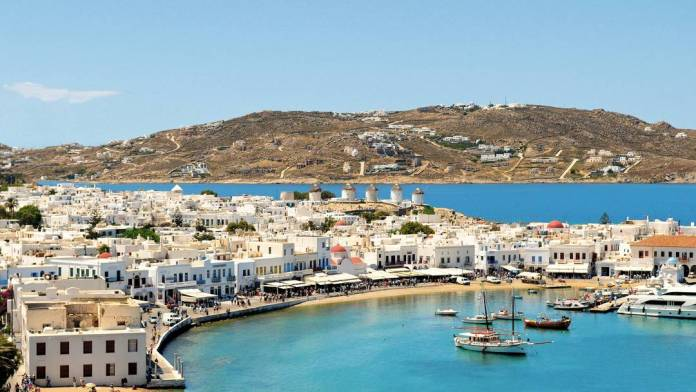 Mykonos Old Port, Rarity Gallery, Things to See in Mykonos Town