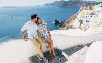 Santorini Fira