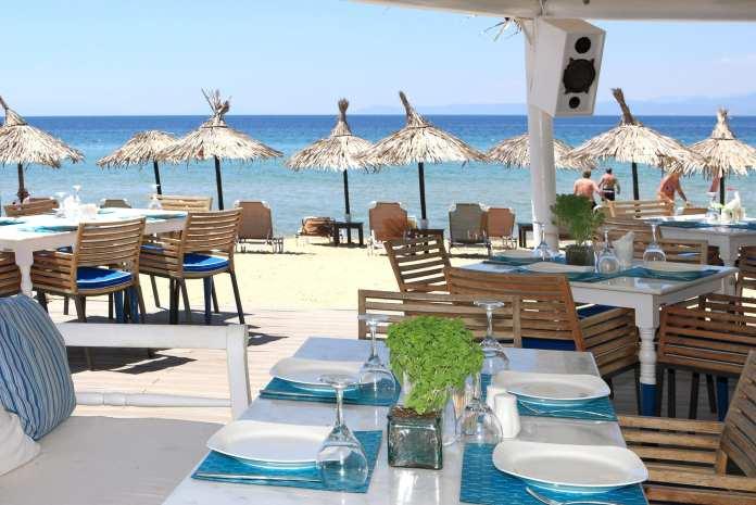 Thassos Restaurants and Tavernas