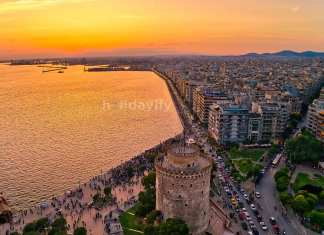 Beyaz Kule, Selanik, Yunanistan
