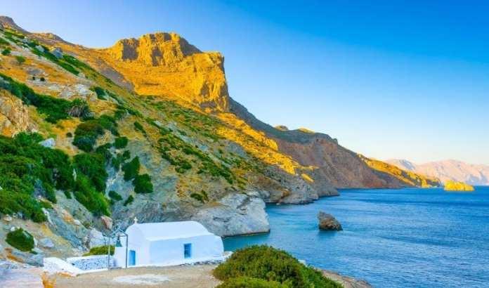 Agia Anna in Amorgos