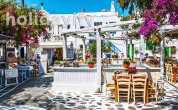 En iyi Mykonos Restoranları
