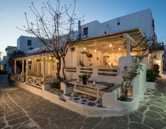 M-eating, Mykonos Town - Menu, Prices & Restaurant Reviews