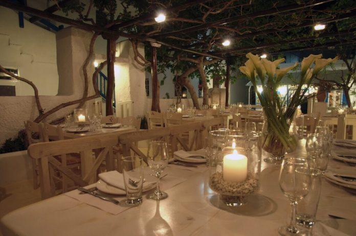 M-eating, Restaurants in Mykonos Town.