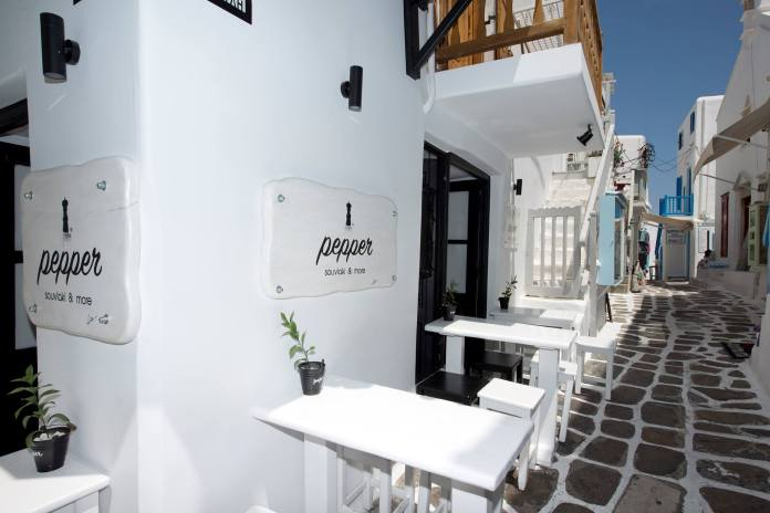 Pepper, Best Restaurants in Mykonos Town
